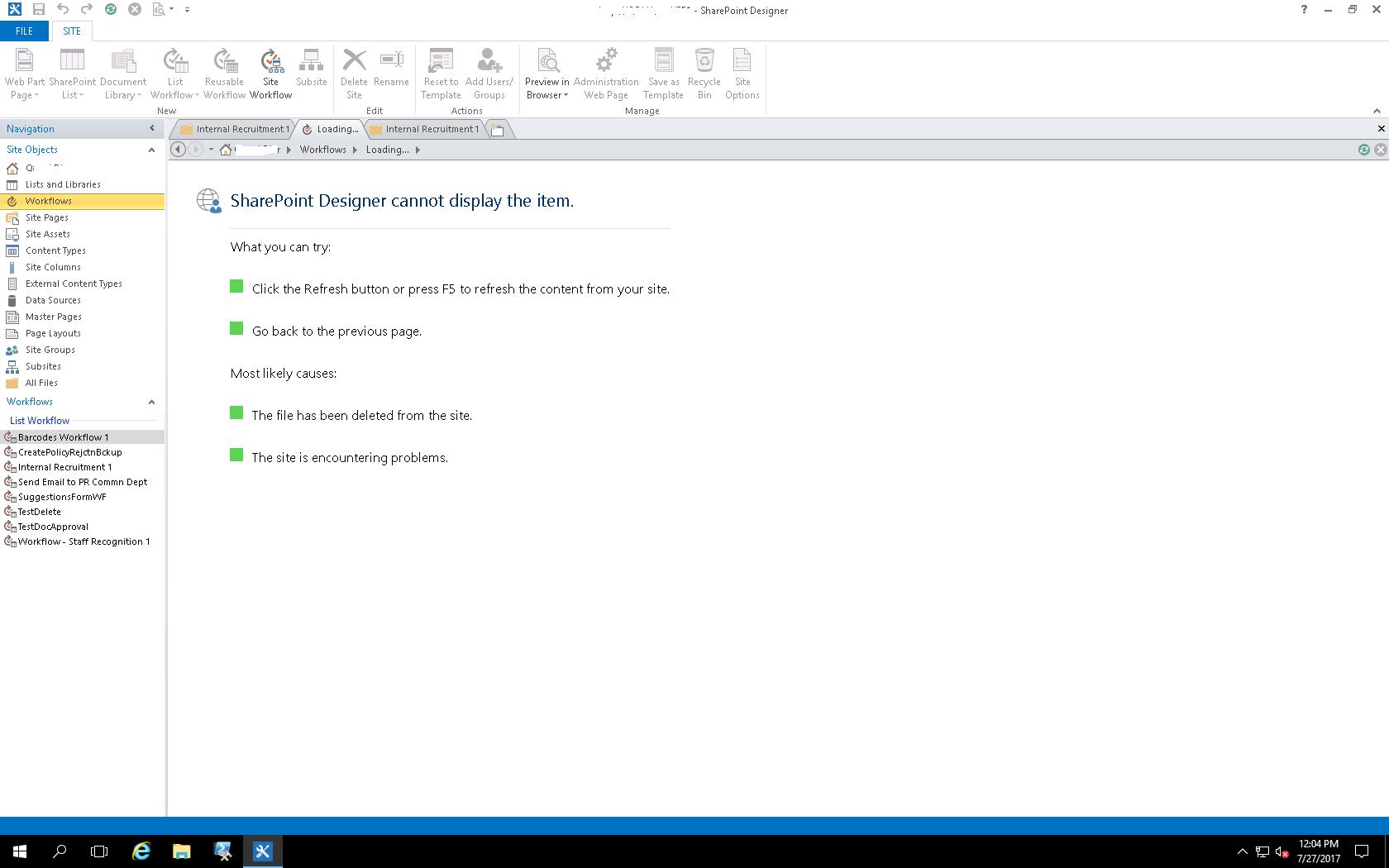 SharePoint 2010 to SharePoint 2016, via SharePoint 2013-Workflow ...
